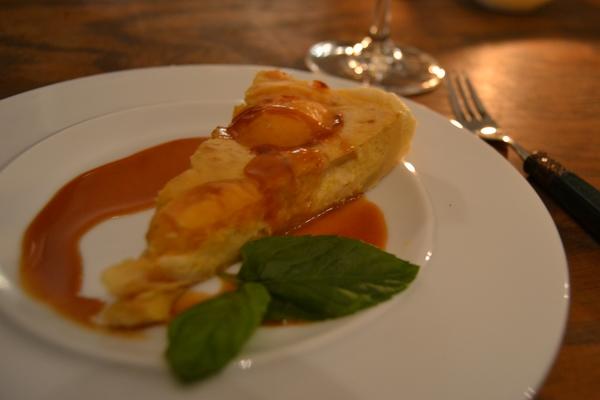 Bild 7 der Brasserie La Galette: Über der Theke